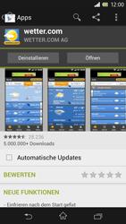 Sony Xperia Z - Apps - Herunterladen - Schritt 17