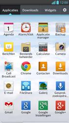 LG P875 Optimus F5 - Contactgegevens overzetten - delen via Bluetooth - Stap 3