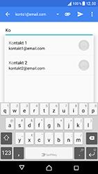 Sony Xperia XZ - E-Mail - E-Mail versenden - 6 / 16