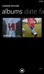 Nokia Lumia 520 - E-mail - Sending emails - Step 10