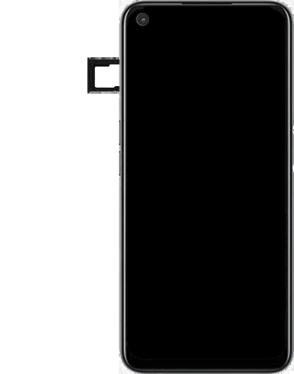 Oppo A72 - Premiers pas - Insérer la carte SIM - Étape 6