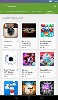 Huawei MediaPad T1 (7.0) - Apps - Herunterladen - Schritt 12
