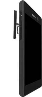 Sony Xperia M5 - SIM-Karte - Einlegen - 2 / 2