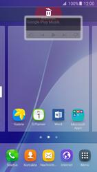 Samsung Galaxy A5 (2016) (A510F) - Startanleitung - Installieren von Widgets und Apps auf der Startseite - Schritt 10