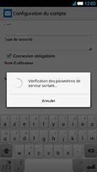 Alcatel One Touch Idol S - E-mail - Configuration manuelle - Étape 16