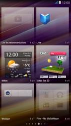 Wiko jimmy - Prise en main - Installation de widgets et d