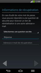 LG D955 G Flex - Applications - Configuration de votre store d