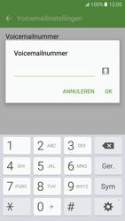Samsung Galaxy S7 (G930) - voicemail - handmatig instellen - stap 8