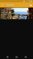 Sony Xperia Z5 Compact - Photos, vidéos, musique - Envoyer une photo via Bluetooth - Étape 6