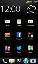 HTC Desire 500 - E-mail - e-mail instellen: POP3 - Stap 3