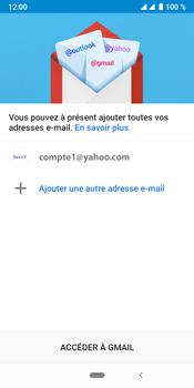 Crosscall Core X4 - E-mails - Ajouter ou modifier votre compte Yahoo - Étape 13
