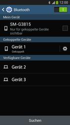 Samsung SM-G3815 Galaxy Express 2 - Bluetooth - Verbinden von Geräten - Schritt 9