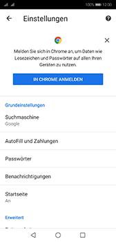 Huawei P20 - Android Pie - Internet - Manuelle Konfiguration - Schritt 24