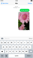 Apple iPhone 6 Plus iOS 8 - MMS - hoe te versturen - Stap 13