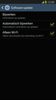 Samsung N9005 Galaxy Note III LTE - Software updaten - Update installeren - Stap 7
