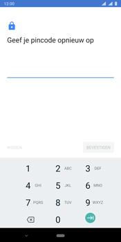 Nokia 9 - Beveiliging en privacy - automatische schermblokkering instellen - Stap 9