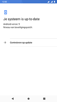 Nokia 6-1-dual-sim-android-pie - Software updaten - Update installeren - Stap 7