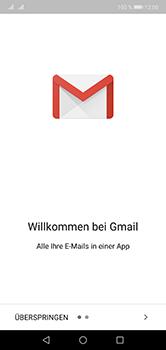 Huawei P20 Lite - E-Mail - Konto einrichten (gmail) - 0 / 0