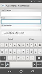 Sony D5803 Xperia Z3 Compact - E-Mail - Konto einrichten - Schritt 14
