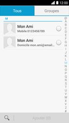 Huawei Ascend Y530 - MMS - envoi d'images - Étape 4