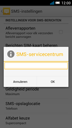Alcatel POP C7 (OT-7041X) - SMS - handmatig instellen - Stap 8
