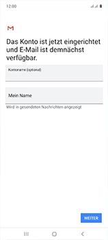 Samsung Galaxy A51 - E-Mail - 032b. Email wizard - Yahoo - Schritt 13