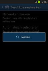 Samsung S6810P Galaxy Fame - netwerk en bereik - gebruik in binnen- en buitenland - stap 7