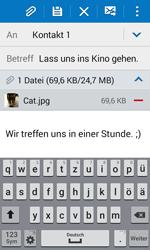 Samsung Galaxy Trend 2 Lite - E-Mail - E-Mail versenden - 1 / 1