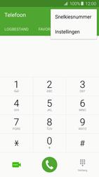 Samsung Galaxy A3 (2016) - Android Lollipop - voicemail - handmatig instellen - stap 5
