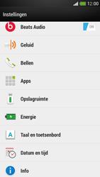 HTC One Mini - Software updaten - Update installeren - Stap 4