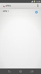 Sony C6903 Xperia Z1 - Internet - Handmatig instellen - Stap 9