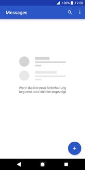 Sony Xperia XZ2 - MMS - Erstellen und senden - 6 / 21