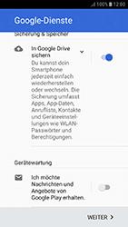 Samsung Galaxy J3 (2017) - Apps - Einrichten des App Stores - Schritt 17