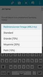 Samsung G900F Galaxy S5 - E-mail - envoyer un e-mail - Étape 15
