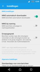 Sony E5823 Xperia Z5 Compact - MMS - probleem met ontvangen - Stap 6