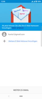 Sony Xperia 10 - E-Mail - Konto einrichten (gmail) - Schritt 13