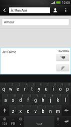 HTC One - Contact, Appels, SMS/MMS - Envoyer un MMS - Étape 11