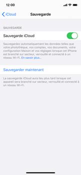 Apple iPhone 11 Pro - Aller plus loin - Gérer vos données depuis le portable - Étape 15