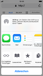 Apple iPhone 5s - Internet - Internet verwenden - 17 / 17