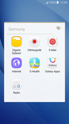 Samsung J510 Galaxy J5 (2016) - E-Mail - E-Mail versenden - Schritt 4