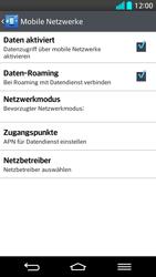 LG G2 - Ausland - Im Ausland surfen – Datenroaming - Schritt 10