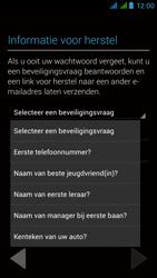 Fairphone Fairphone 1 - Applicaties - Account aanmaken - Stap 14