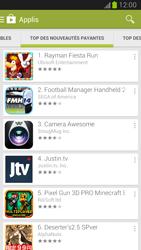 Samsung Galaxy Note 2 - Applications - Télécharger une application - Étape 10