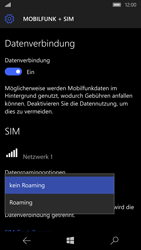 Microsoft Lumia 950 - Ausland - Im Ausland surfen – Datenroaming - Schritt 9