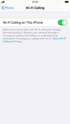 Apple iPhone 8 - iOS 13 - WiFi - Enable WiFi Calling - Step 8