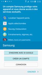 Samsung Galaxy S6 Edge - Premiers pas - Créer un compte - Étape 26