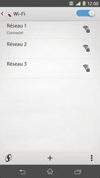 Sony Xperia Z1 - WiFi - Configuration du WiFi - Étape 8
