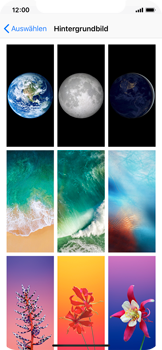 Apple iPhone X - iOS 11 - Hintergrund - 6 / 9