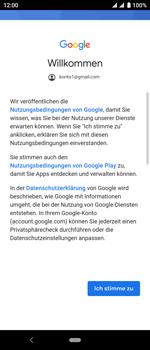 Sony Xperia 10 - E-Mail - Konto einrichten (gmail) - Schritt 11