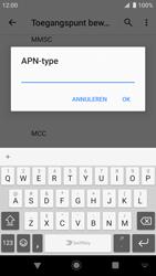 Sony xperia-xz-premium-g8141-android-pie - Internet - Handmatig instellen - Stap 14
